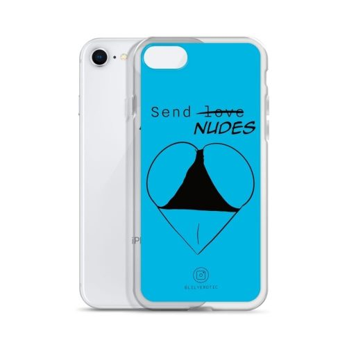 #NudesNotLove iPhone Case Phone cases